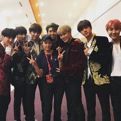 Instagram Related to BTS [161204]