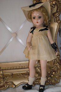 Madame Alexander composition Wendy Ann so precious!