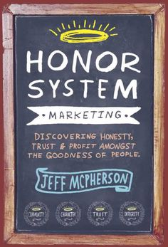 For Produce Stand- love the idea of Honors System
