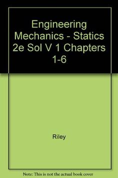 Engineering mechanics dynamics plesha solution manual engineering mechanics statics 14th edition hibbeler solutions manual array openmindedalways engineering mechanics dynamics r c hibbeler rh pinterest com fandeluxe Image collections