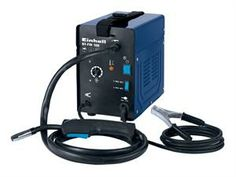 Einhell BT-FW100 Electric Welder Flux Cored Wire Feed  sale price: €174.05 Outdoor Jobs, Power Tools, Hand Tools, Workshop, Electric, Ireland, Wire, Electrical Tools, Atelier
