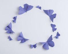 Paper Butterfly Power by Jessie Noah on Etsy