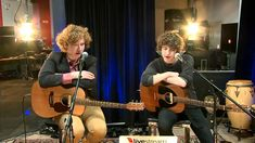 The Kooks Live Acoustic Session and Chat on the New Livestream part1 The Kooks, Acoustic, Live, News, Musica