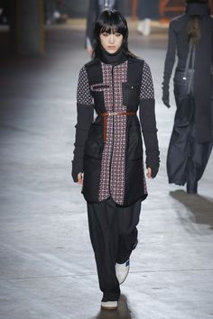 Diesel Black Gold Fall 2017 Ready-to-Wear Collection Photos - Vogue