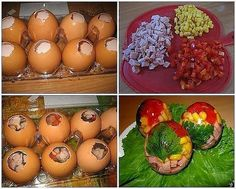 aspik vejce