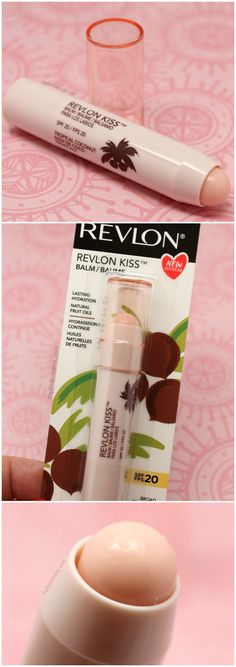 Revlon Tropical Coconut Kiss Balm / myfindsonline.com