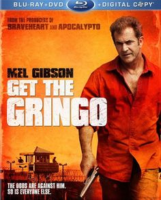Get The Gringo Blu-Ray Review & Podcast.
