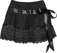 Love this skirt perfect blend of naughty/nice.....