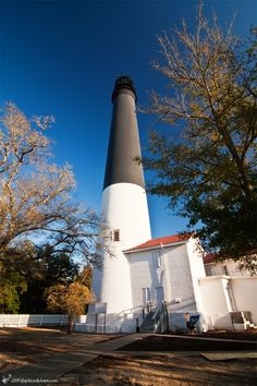 Pensacola Lighthouse ♥  Pensacola, Florida