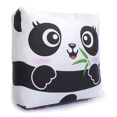 Decorative Pillow Mini Pillow Throw Pillow Kawaii Animal by mymimi, $18.00