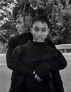 Jaden & Willow for Interview Magazine ✊