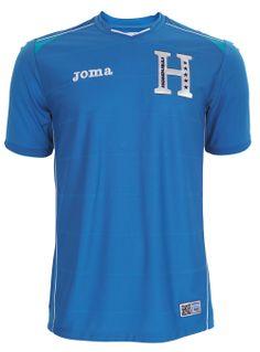 Nueva equipación Honduras para la              Copa Mundial de la FIFA Brasil 2014 / New Honduras National Teamwear for the                         FIFA BRAZIL 2014 WORLD CUP.