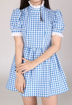 Image of Made To Order - Mia Gingham Dress