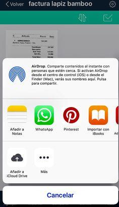 Un escáner en tu celular con la Aplicación móvil Camscanner