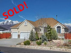 """SOLD!  1040 1140 West S, Heber City, UT   Million dollar views from Timpanogos to Deer Valley grace this charming family """"Franklin Model"""" Ivory Home in Heber City.   3 bedroom, 2 bath, 3191 sq ft"""