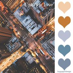 Color board by happygirldesign. Happygirldesign specializes in Brand Development / Website Design / Logo Design and Creative Direction for clients worldwide www.happygirldesign.com