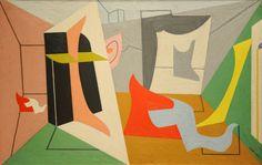 Egg Beater #3 1927–28 Stuart Davis,American American, 1892–1964. MFA, Boston
