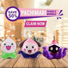 Pachimari Family Bundle Offer – Gamers Cavalry