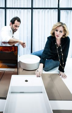 Ludovica + Roberto Palomba - Kartell by Laufen
