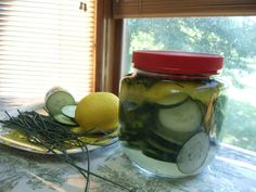 The Super Star Bacteria in Cultured Veggies + a recipe for Rosemary Sage Lemon Pickles from Donna Schwenk