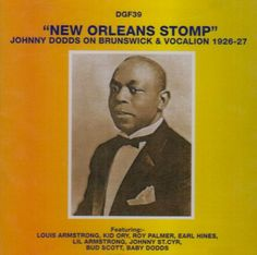 Johnny Dodds - New Orleans Stomp 1926-27