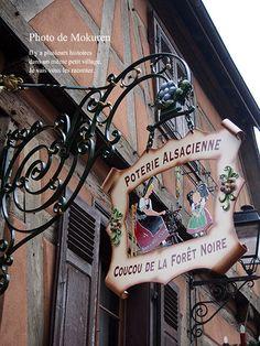 メルヘンチックな街 カイゼルスベルグ の画像|フランス 小さな村を旅してみよう!