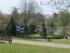 Colchester  Castle Park, beautifully captured wouldn't you say @Kathleen S S Millar ?