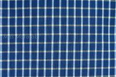 Japanese Fabric yarn dyed plaid cotton 50cm by MissMatatabi