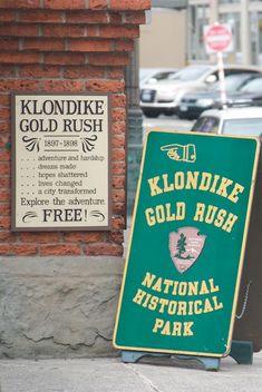 Seattle With Kids - Klondike Gold Rush National Historical Park