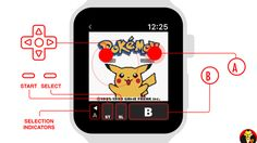 """This hack lets you play Pokémon on your Apple Watch Read more Technology News Here --> http://digitaltechnologynews.com  Now you can catch 'em all on your Apple Watch.  Not to be confused with Pokémon Go for Apple Watch a new project by developer Gabriel O'Flaherty-Chan turns your Apple Watch into a mostly functioning Game Boy through the magic of emulation.    The program is named """"Giovanni"""" after the villain in the original Pokémon games. All of the code for the emulator is open source so…"""