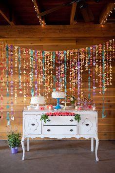 Cómo diseñar un Candy Bar. I Parte: Diseño y Decoración.