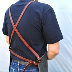 Comfortable Apron straps with DD adjust