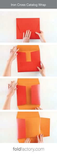 The Iron Cross Catalog Wrap offers a creative way to package and send a variety…