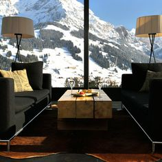 The Cambrian Hotel - Adelboden / Swiss