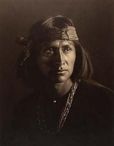 Cho-bah-begay (The Wolf), Navajo Karl Moon, 1904