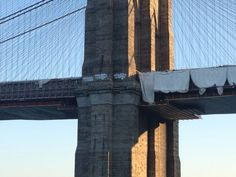 Lewy Crushes the Brooklyn Bridge Harder Than Ever Before!
