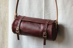leather bag レザーバッグ。