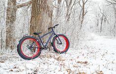 Fat bike, Parc national d'Oka