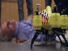 A drone that can save lives - i-HLS