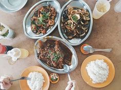 Lunch for two.  #vscocam#foodporn#foodie#asianfood#lunch#seafood#sekinchan  Yummery - best recipes. Follow Us! #foodporn
