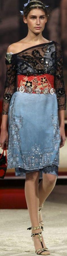 Christian Lacroix Haute Couture Spring-Summer 2006