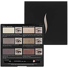 SEPHORA COLLECTION - Pro Lesson Palette: Natural Eye