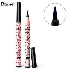 Tahan air Tidak Pusing Makeup Eye Liner Cair Eyeliner Pena Kosmetik Make Up Kecantikan Eyeliner Kosmetik