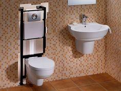 Stelaże podtynkowe i zestawy WC KOŁO Sink, Home Decor, Sink Tops, Vessel Sink, Decoration Home, Room Decor, Vanity Basin, Sinks, Home Interior Design