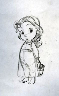 Baby belle by steve thompson kid character, character sketches, character illustration, character design Character Sketches, Kid Character, Character Design References, Character Drawing, Character Illustration, Face Illustration, Animation Character, Character Concept, Disney Sketches
