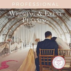The Internationally Recognized Academic Certification For Wedding And Event Planning Professionals
