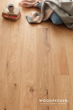 Harlech Rustic Oak Wood Flooring