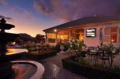 Picture Ryan's Kitchen in Franschhoek, Cape Winelands, Western Cape, South Africa