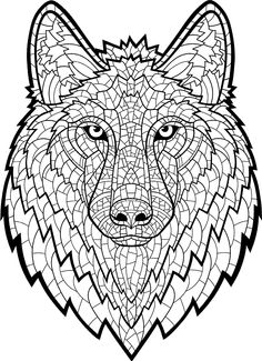 29 Best Adult Coloring Pages ANIMALI Images On Pinterest