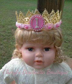 For my Princess Treasury on Etsy. Check out this items for your Princess.
